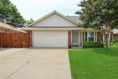 Dallas County, Denton County Single Family Home For Sale: 2008 Lorient Drive