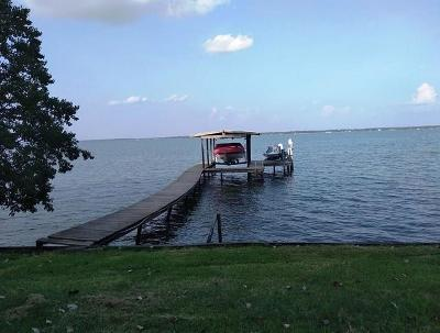 Cedar Creek Lake, Athens, Kemp Single Family Home For Sale: 1222 Greenbriar Lane