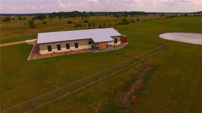 Grayson County Single Family Home For Sale: 160 Bennett Lane