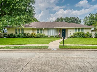 Plano Single Family Home For Sale: 2741 Grandview Drive