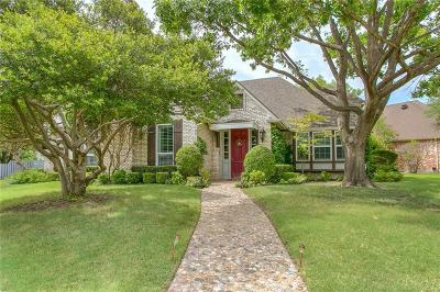 Plano Single Family Home Active Option Contract: 1401 Chesapeake Drive