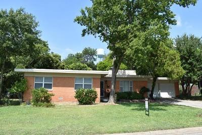 Richland Hills Residential Lease For Lease: 3705 Ruth Road