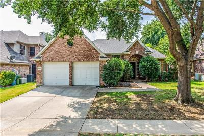 Flower Mound Single Family Home For Sale: 2709 Graystone Drive