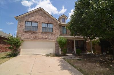Fort Worth Single Family Home For Sale: 836 Kentucky Derby Lane