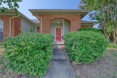 Coppell Single Family Home For Sale: 649 Coats Street