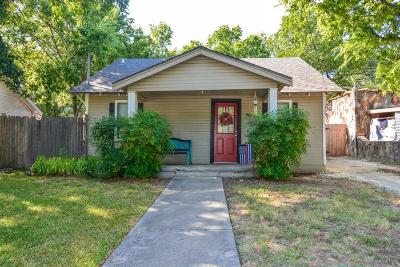 Erath County Single Family Home Active Option Contract: 961 W McNeill Street