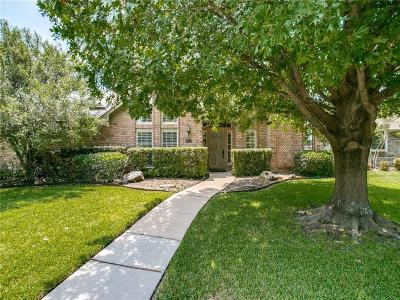 Coppell Single Family Home For Sale: 312 Meadowood Lane