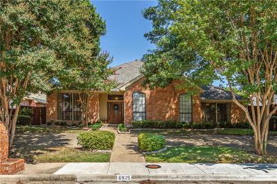 Dallas Single Family Home For Sale: 6925 Rocky Top Circle