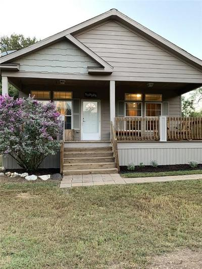 Corsicana Single Family Home Active Option Contract: 1532 County Road 3120