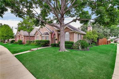 Dallas County, Denton County Single Family Home For Sale: 8627 Ironwood Drive
