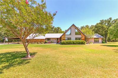 Granbury Farm & Ranch For Sale: 7101 Contrary Creek Road