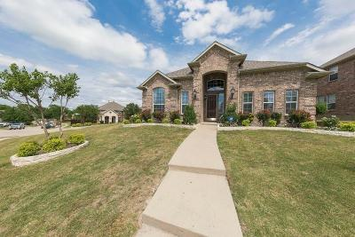 Mckinney Single Family Home For Sale: 1901 Templegate Drive