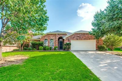 Euless Single Family Home Active Option Contract: 300 Cliffdale Drive