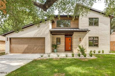 Farmers Branch Single Family Home Active Option Contract: 2923 Lavita Lane