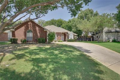 Mansfield Single Family Home For Sale: 1643 Churchill Lane