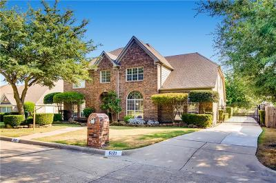 Fort Worth Townhouse For Sale: 5121 Sunscape Lane S