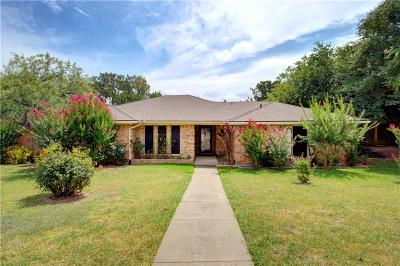 Grand Prairie Single Family Home Active Option Contract: 1902 Wedgewood Drive