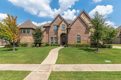 Colleyville Single Family Home For Sale: 6921 Da Vinci