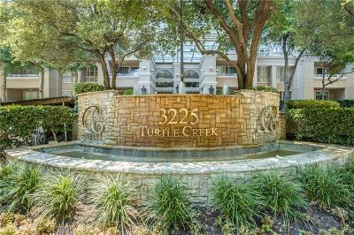 Condo For Sale: 3225 Turtle Creek Boulevard #638