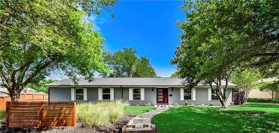 Single Family Home Active Option Contract: 3531 Flair Drive