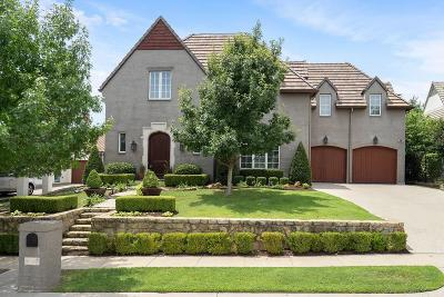 Fort Worth Single Family Home Active Option Contract: 4509 Marbella Circle