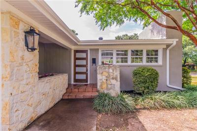 Fort Worth Single Family Home For Sale: 4117 Shannon Drive