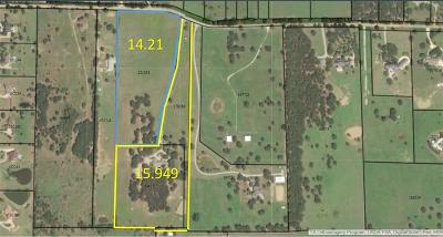 Argyle Residential Lots & Land For Sale: 832 E Hickory Hill Road
