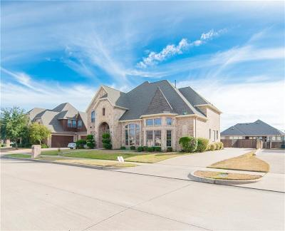 North Richland Hills Residential Lease For Lease: 8008 Oak Knoll Drive