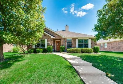 Rockwall Single Family Home For Sale: 3817 Laurel Crossing Drive