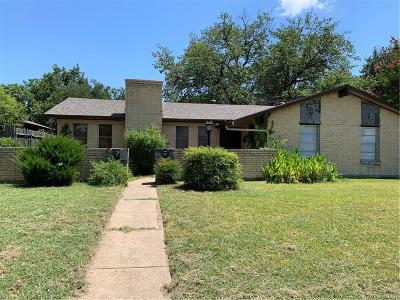 Garland Single Family Home Active Option Contract: 1022 Tahoe Drive