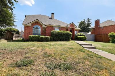 Carrollton Single Family Home For Sale: 1428 Willow Wood Drive