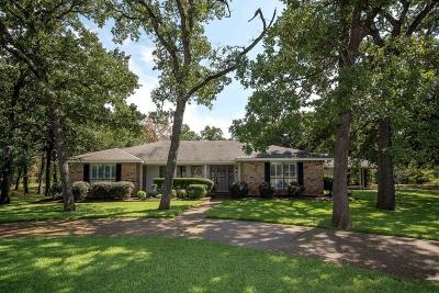Arlington Single Family Home For Sale: 7510 Sharon Lee Drive