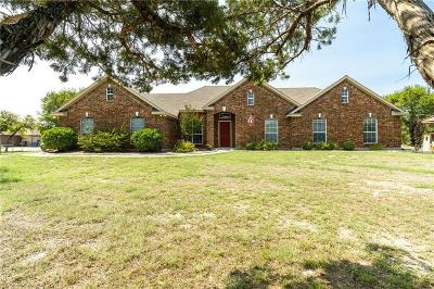 Weatherford Single Family Home For Sale: 380 Miramar Circle