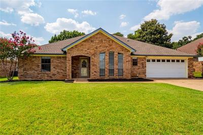 North Richland Hills Residential Lease For Lease: 7917 Kandy Lane