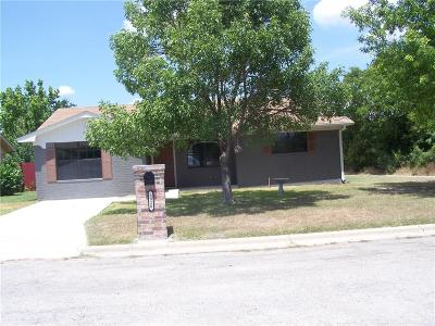Brownwood Single Family Home For Sale: 3928 Countryside Drive