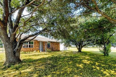 Springtown Single Family Home Active Option Contract: 2762 W Highway 199