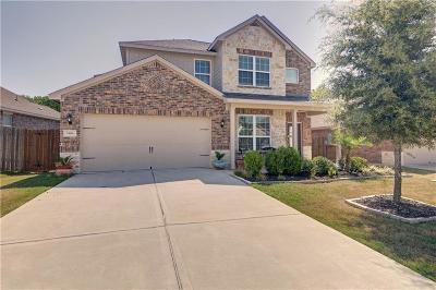 Anna Single Family Home For Sale: 1809 Mesquite Lane