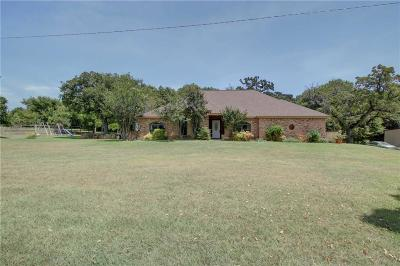 Springtown Single Family Home For Sale: 100 Allison Road