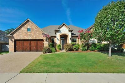 Weatherford Single Family Home For Sale: 921 Thistle Hill Trail
