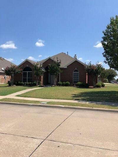 Rockwall Single Family Home For Sale: 108 Walnut Lane