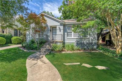Single Family Home Active Option Contract: 1135 N Edgefield Avenue