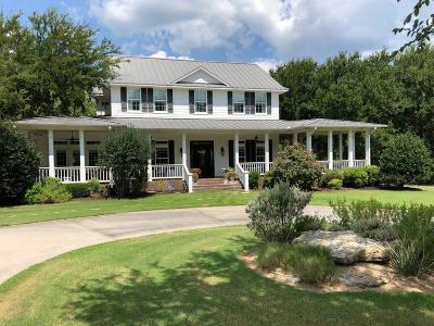 Grayson County Single Family Home For Sale: 9151 Preston Road