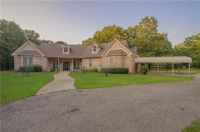 Emory Single Family Home For Sale: 163 Rs County Road 1152