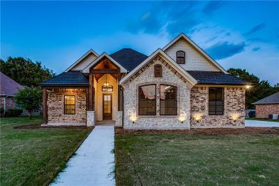 Ennis Single Family Home For Sale: 2402 Sleepy Hollow Road