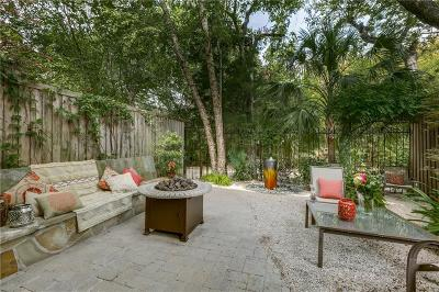 Dallas County Half Duplex For Sale: 4315 Buena Vista Street