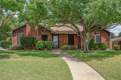 Wylie Single Family Home Active Contingent: 316 N Winding Oaks Drive
