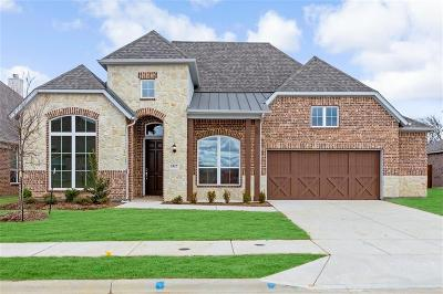 Little Elm Single Family Home For Sale: 1917 Angus