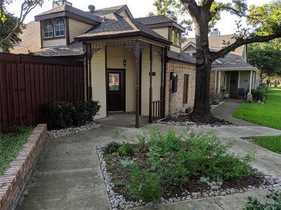 Single Family Home For Sale: 18008 Whispering Gables Lane
