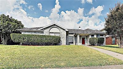 Mesquite Single Family Home For Sale: 921 Creek Valley Road