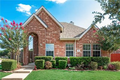 Frisco Single Family Home For Sale: 9381 Edinburgh Lane